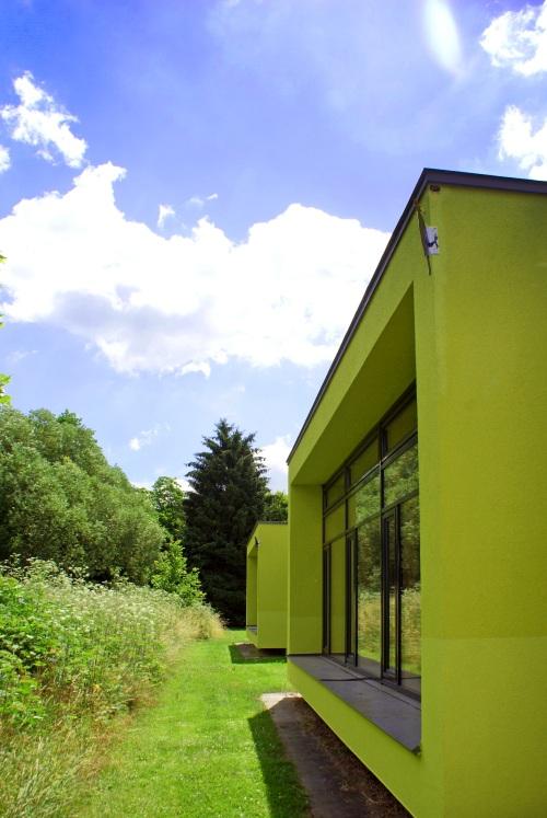 Foto der Fassade der Maximilian Lutz Realschule